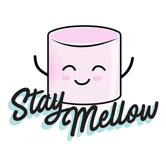 Stay Mellow t-shirts