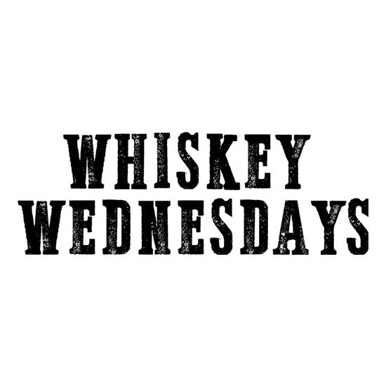 Whiskey Wednesdays t-shirts