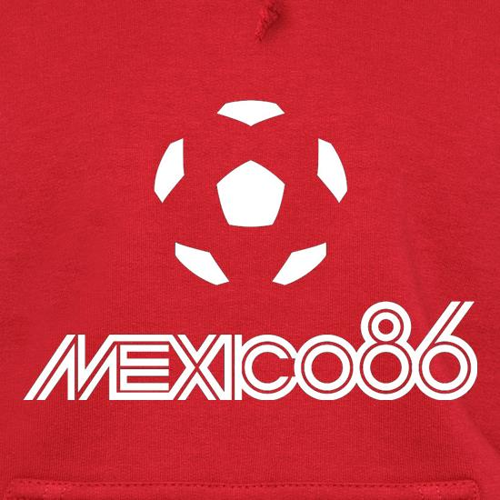 1986 World Cup Mexico Hoodies