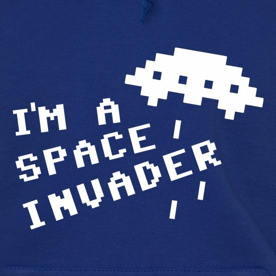 I'm A Space Invader Hoodies