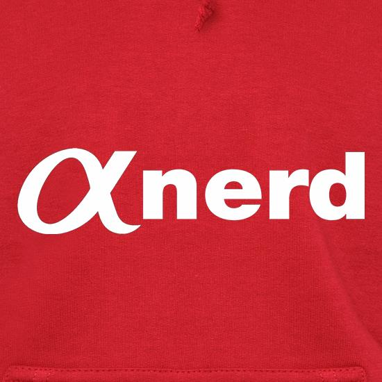 Alpha Nerd Hoodies