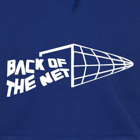 Back of the net Hoodies