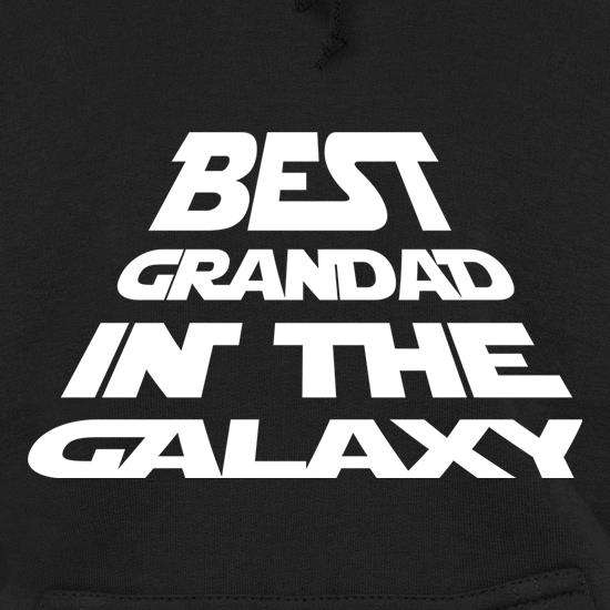Best Grandad In The Galaxy Hoodies