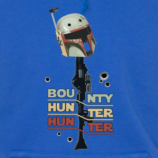 Bounty Hunter Hunters Hoodies