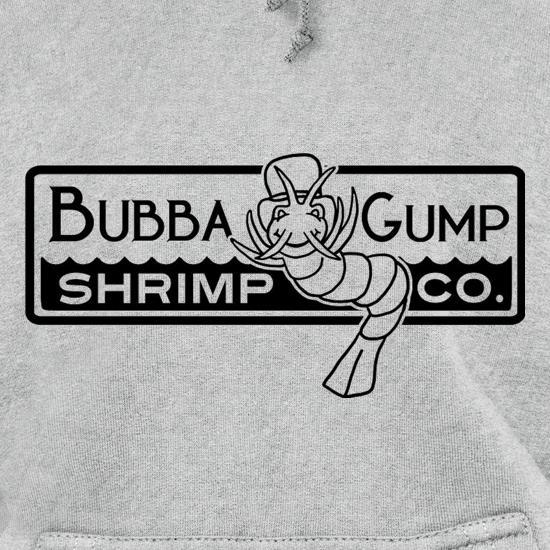 Bubba Gump Shrimp Co Hoodies