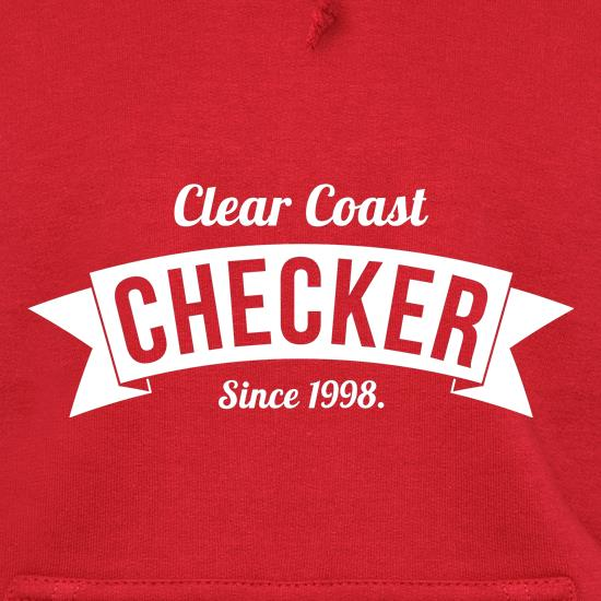 Clear Coast Checker Hoodies