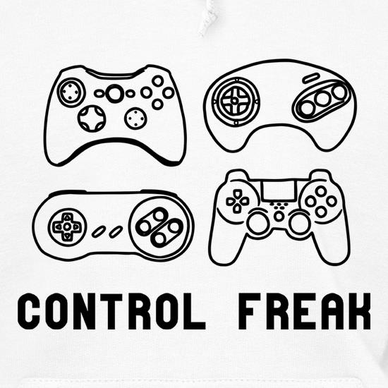 Control Freak Hoodies
