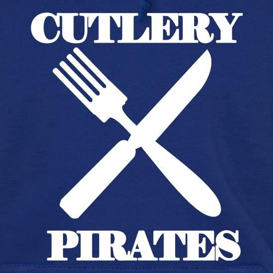 Cutlery Pirates Hoodies