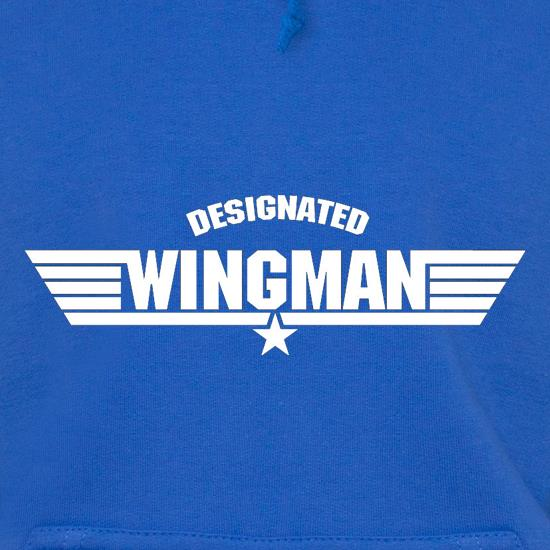 Designated Wingman Hoodies