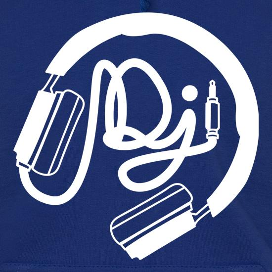 DJ Headphones Hoodies