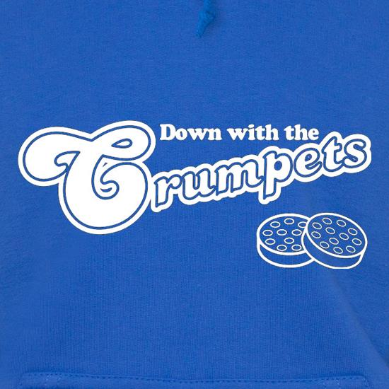 Down With The Crumpets Hoodies