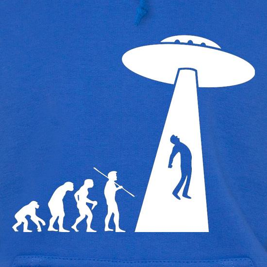 Evolution UFO Hoodies
