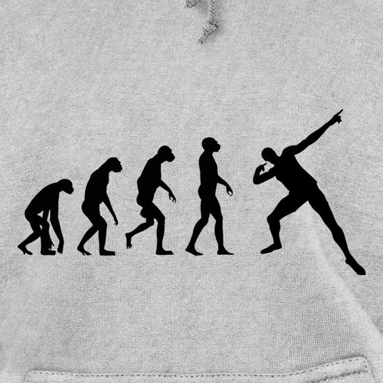 Evolution - Usain Bolt Hoodies
