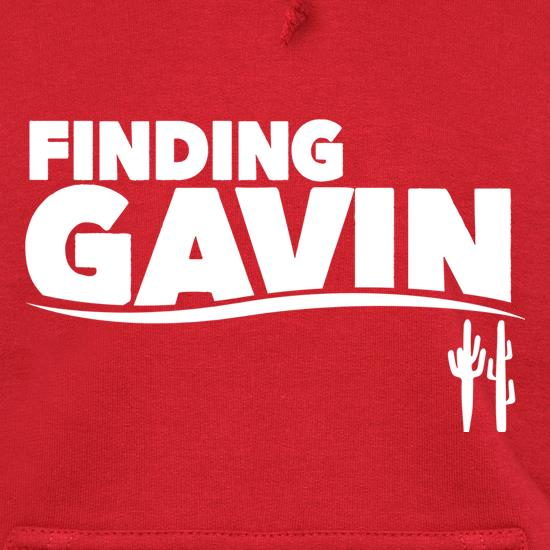 Finding Gavin Hoodies