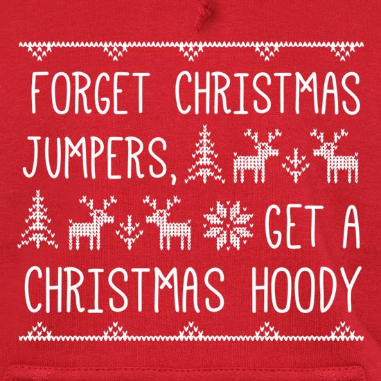 Forget Christmas Jumpers, Get A Christmas Hoody Hoodies