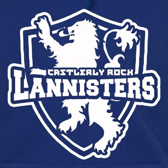 Game Of Thrones - Team Lannister Hoodies