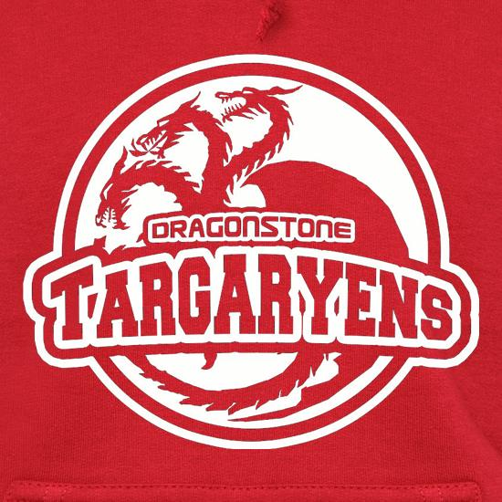 Game Of Thrones - Team Targaryen Hoodies