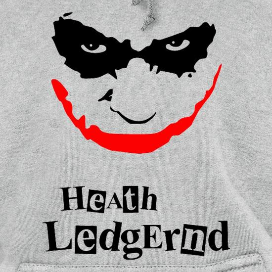Heath Ledgernd Hoodies