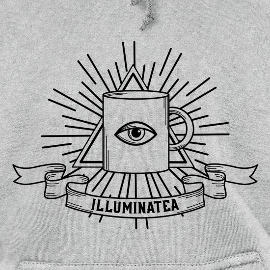 Illuminatea Hoodies