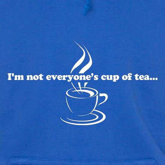 I'm not everyone's cup of tea... Hoodies