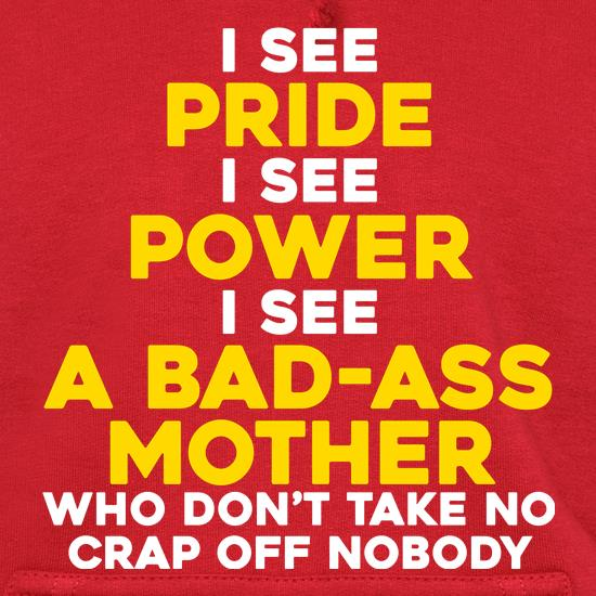 I See Pride, I See Power Hoodies