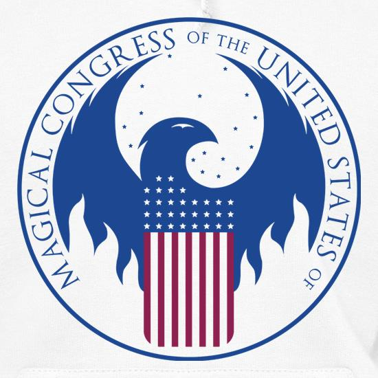 Magical Congress of The US Hoodies