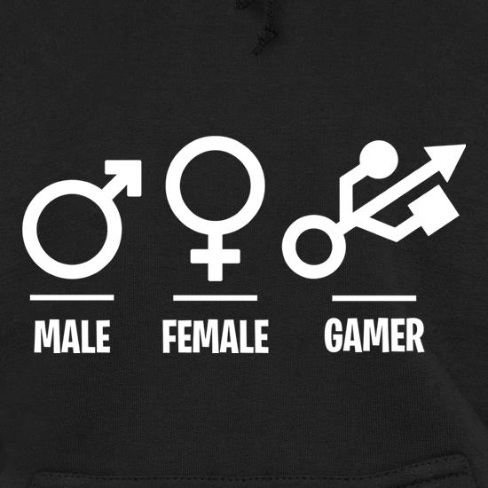 Male/Female/Gamer Hoodies
