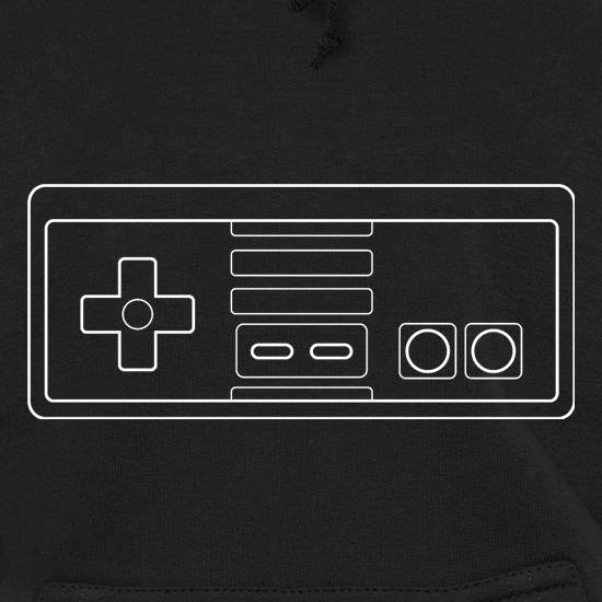 NES Joypad Hoodies