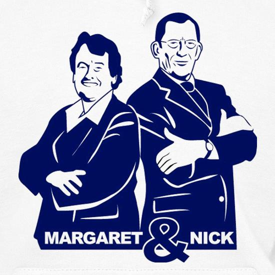 Nick & Margaret Hoodies
