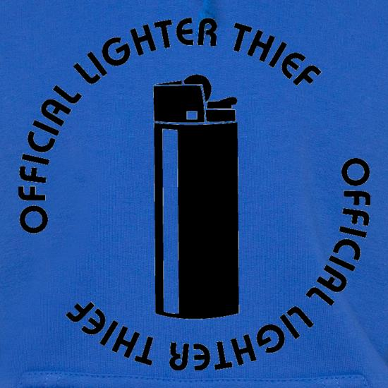 Official Lighter Thief Hoodies