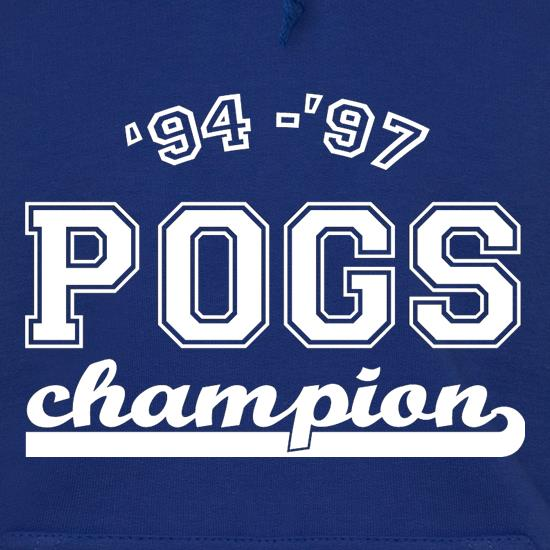 '94 - '97 Pogs Champion Hoodies