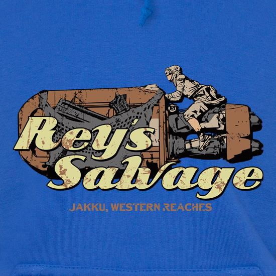 Reys Salvage Hoodies