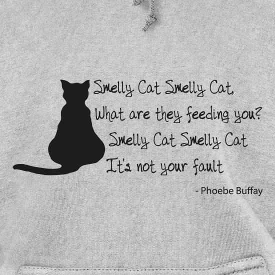 Smelly Cat Hoodies
