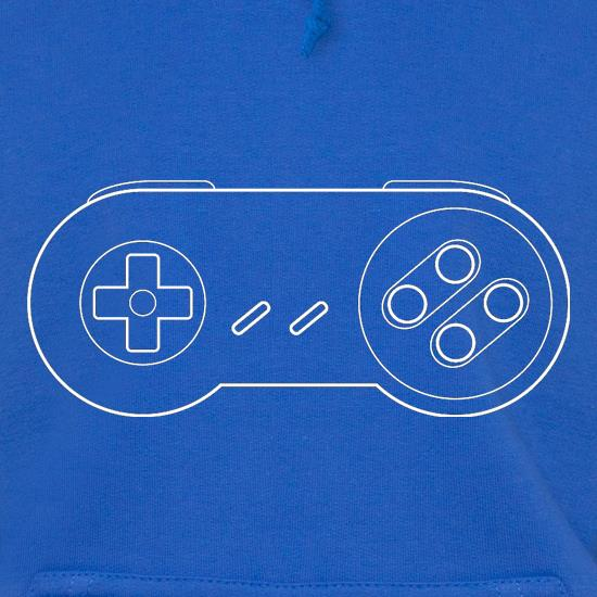 SNES Joypad Hoodies