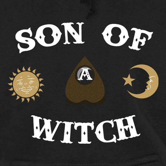 Son Of A Witch Hoodies