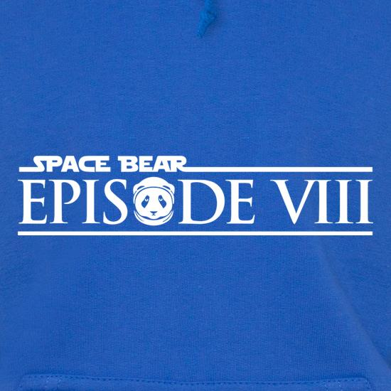 Space Bear: Episode 8 Hoodies