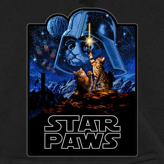 Star Paws Hoodies