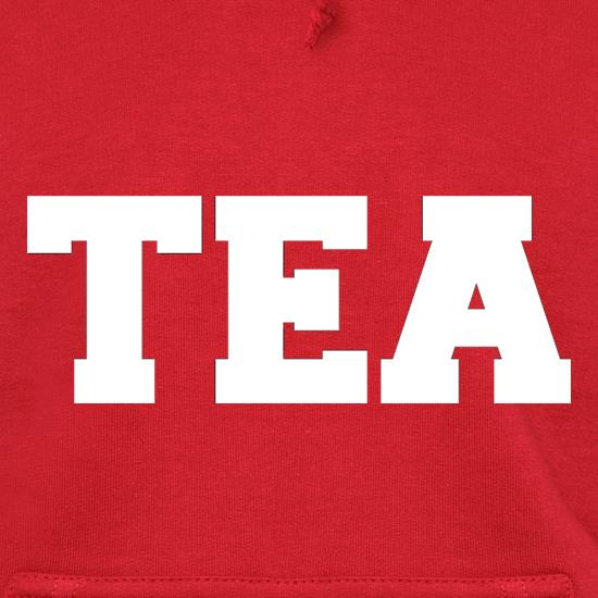 Tea Hoodies