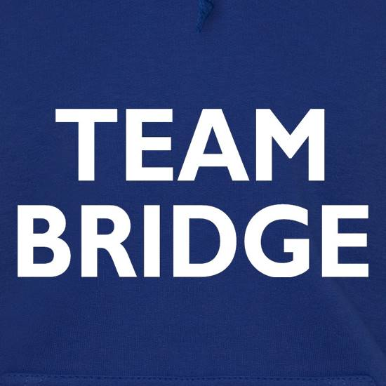 Team Bridge Hoodies