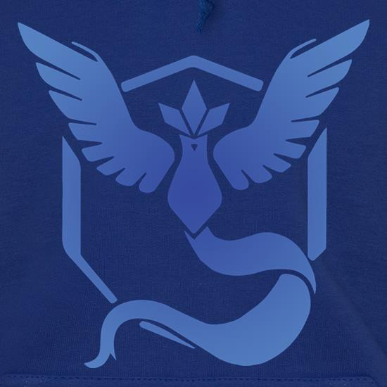 Team Mystic Hoodies