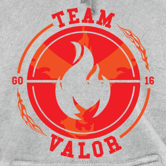 Team Valor GO Hoodies