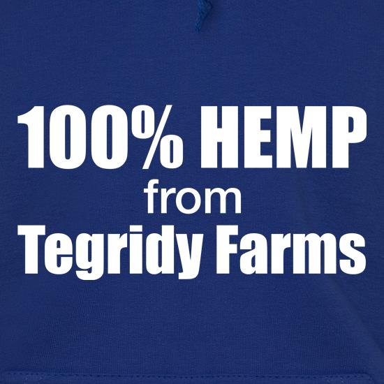 Tegridy Farms Hoodies