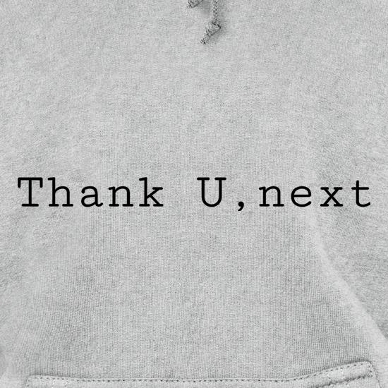 Thank U, Next Hoodies