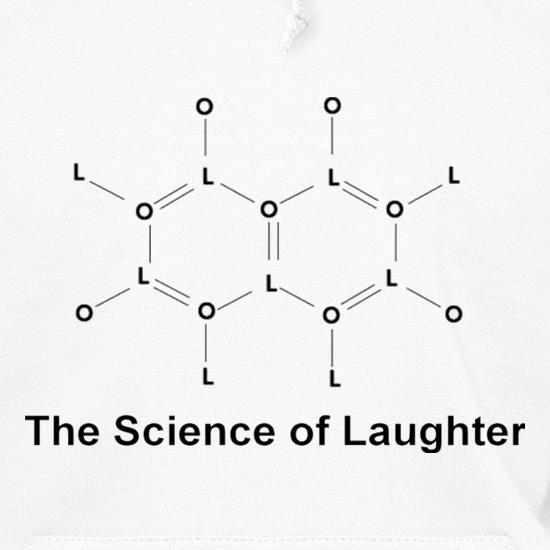The Science Of Laughter Hoodies