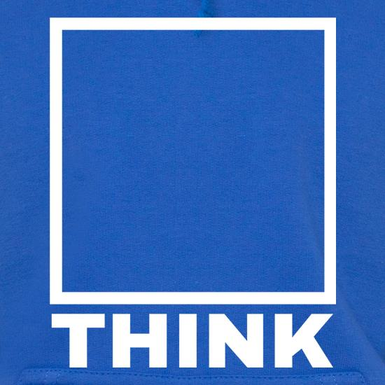 Think Outside The Box Hoodies