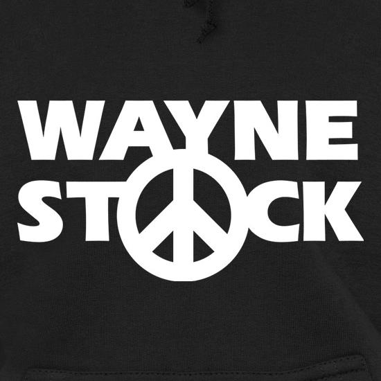 Wayne Stock Hoodies