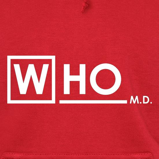 Who MD Hoodies