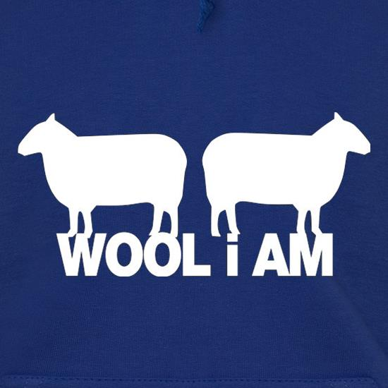 Wool I Am Hoodies