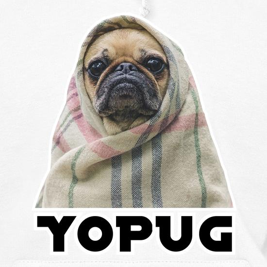 YoPug Hoodies