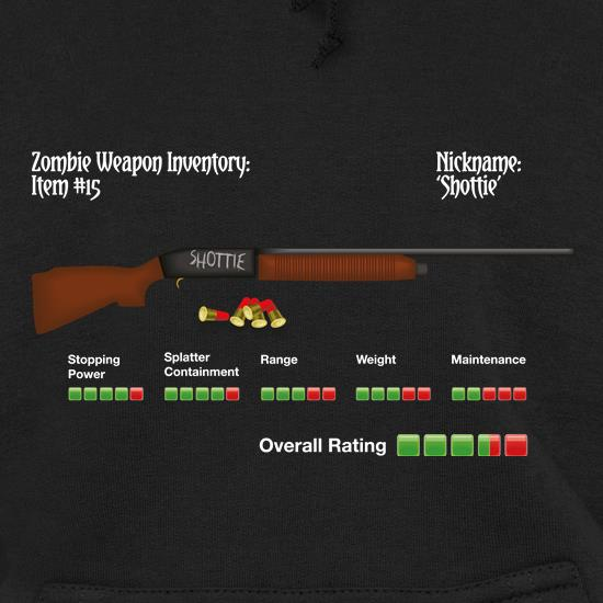 Zombie Shottie Hoodies